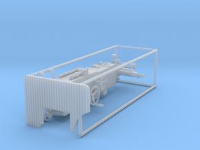 Torpedozielsäule Static Model 1 zu 40 in Smooth Fine Detail Plastic