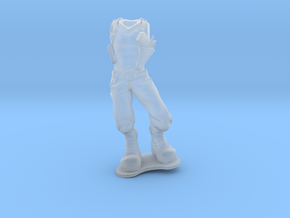 Anthropomorphic male light armor digitigrade 1(HSD in Smooth Fine Detail Plastic