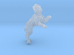 Anthropomorphic female heavy armor cat taur 1(HSD  in Smooth Fine Detail Plastic
