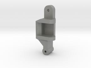 Slash RF Lowered Hub -0 in Gray PA12