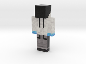 Parallel_Poex | Minecraft toy in Natural Full Color Sandstone