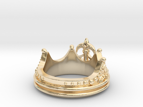 Game Of Thrones Ring in 14K Yellow Gold