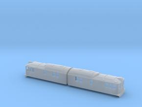 Swedish SJ electric locomotive type Oe / Of – N-sc in Smooth Fine Detail Plastic