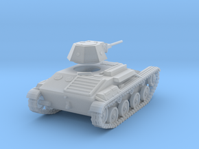 1/72 T-60 tank in Smooth Fine Detail Plastic
