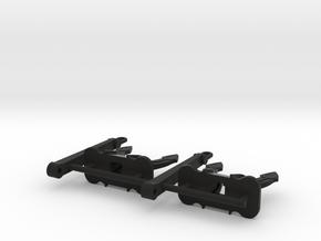 Speck anchor type 2850 kg, scale 1/50 in Black Natural Versatile Plastic