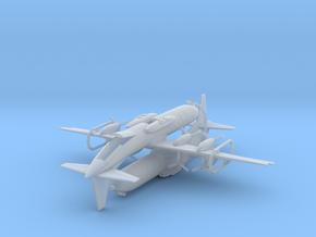 C-133 w/Gear x2 (FUD) in Smooth Fine Detail Plastic: 1:500