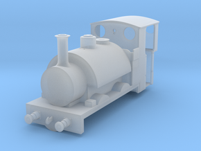 OO9 - Sir Handel - Season 4 Shell in Smoothest Fine Detail Plastic