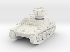 Praga AH IV 1/76 in White Natural Versatile Plastic