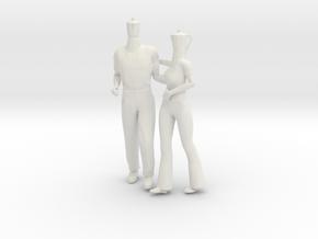 Cosmiton Imagine Executive ECA - 016 - 1/24 - wob in White Natural Versatile Plastic