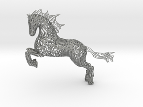 Rocinante horse sculpture - Customized in Gray PA12