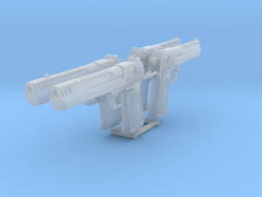 4x 1/10th Deagle in Smoothest Fine Detail Plastic