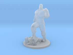 Thanos Infinity War 55mm figure miniature in Smooth Fine Detail Plastic