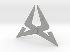 Cupra Logo for Steering Wheel - Front Part in Aluminum