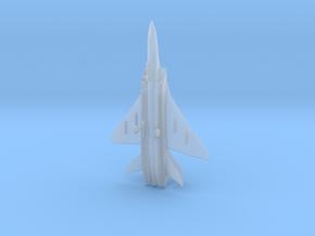 F-46A Interceptor (w/Landing Gear + Hardpoints) in Smooth Fine Detail Plastic