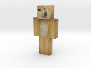 Pups_s_lusaiki   Minecraft toy in Natural Full Color Sandstone