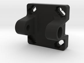 Navi holder light Garmin KTM 790 ADV part 2_v03 in Black Natural Versatile Plastic