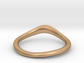 RING STACK V4 top in Natural Bronze