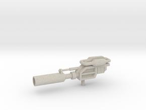 Prowlimus Gun in Natural Sandstone