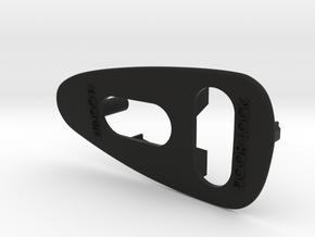 Ford Probe Passenger Side Window/Door Lock Bezel in Black Natural Versatile Plastic