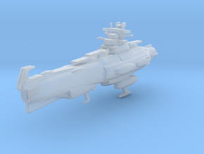 Main Battleship /Yamato (主力戦艦) in Smooth Fine Detail Plastic