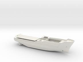 Apache fleet tug, Hull (1:144, RC) in White Natural Versatile Plastic