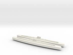 C-2 x2 1/1800 in White Natural Versatile Plastic