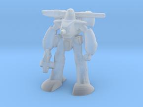 Robotech Flemenmik Nousjadeul-Ger Battle Suit in Smooth Fine Detail Plastic