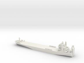 1/1250 Military Sealift Command Cape T in White Natural Versatile Plastic