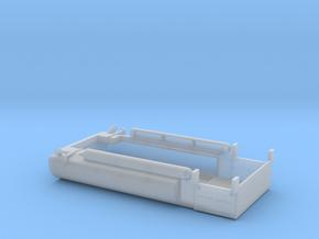 NRE 3GS21B Round Fuel Tank (N - 1:160) in Smoothest Fine Detail Plastic