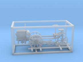 Motorpflug V1 Ladegut TT - 1:120 in Smooth Fine Detail Plastic