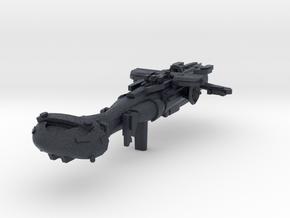(Armada) Braha'tok gunship in Black PA12
