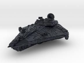 (Armada) Vigil-class corvette in Black PA12