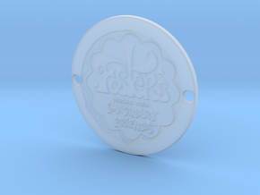 Foster's Home Sideplate  in Smooth Fine Detail Plastic