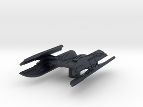Hyena-class bomber 1/270 in Black PA12