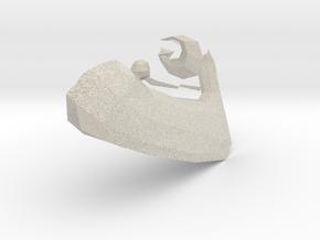 Shape1 in Natural Sandstone
