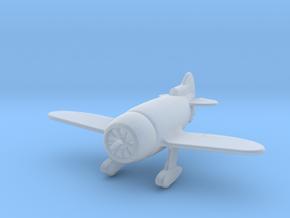 GAAR03 Gee Bee Model R in Smooth Fine Detail Plastic