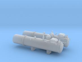 Torpedorohrende 1 40 20190629 in Smooth Fine Detail Plastic