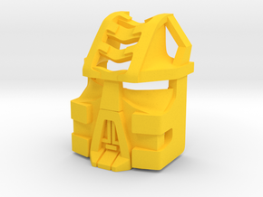 Noble Sanok in Yellow Processed Versatile Plastic