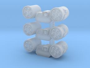 Fragstorm Launcher V2 X3 in Smoothest Fine Detail Plastic