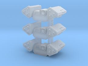 Fragstorm Launcher V3 X3 in Smoothest Fine Detail Plastic
