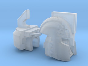 Sledgehammer Head for Rook in Smooth Fine Detail Plastic: Small