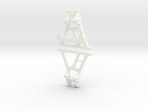 arm_set_20mm_offset in White Processed Versatile Plastic