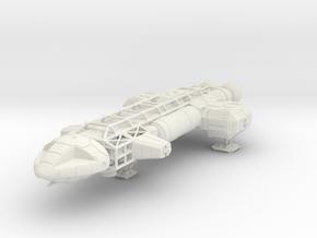 144 Falcon mk3 in White Natural Versatile Plastic
