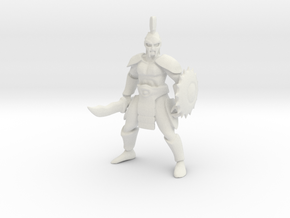 Printle T Homme 1976 - 1/24 - wob in White Natural Versatile Plastic