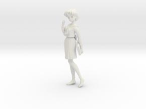 1/20 Student in Uniform Ami EI Ver. in White Natural Versatile Plastic