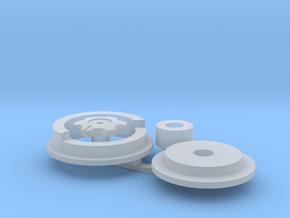 Moebius EVA Pod - Handwheel in Smooth Fine Detail Plastic