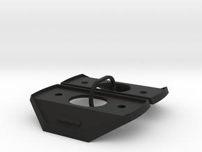 Side Mirror Gasket/Seal Set for a Scirocco MK1 in Black Natural Versatile Plastic