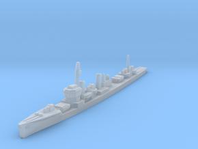 IJN DD Mutsuki class 1/1800 in Smooth Fine Detail Plastic
