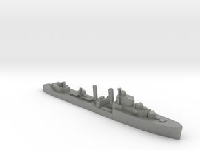 HMS Icarus destroyer 1:1200 WW2 in Gray PA12