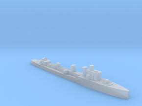 Italian Ostro destroyer WW2 1:3000 in Smoothest Fine Detail Plastic